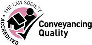 The Law Society Accredited Conveyancing Quality badge
